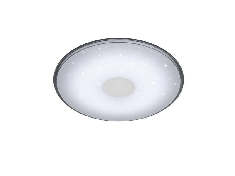 Shogun plafoniera led tonda con telecomando dimmer e luce calda nr