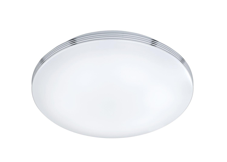 Plafoniera Bagno : Apart plafoniera led bagno dimmer con bordo cromo d.42 nr.1