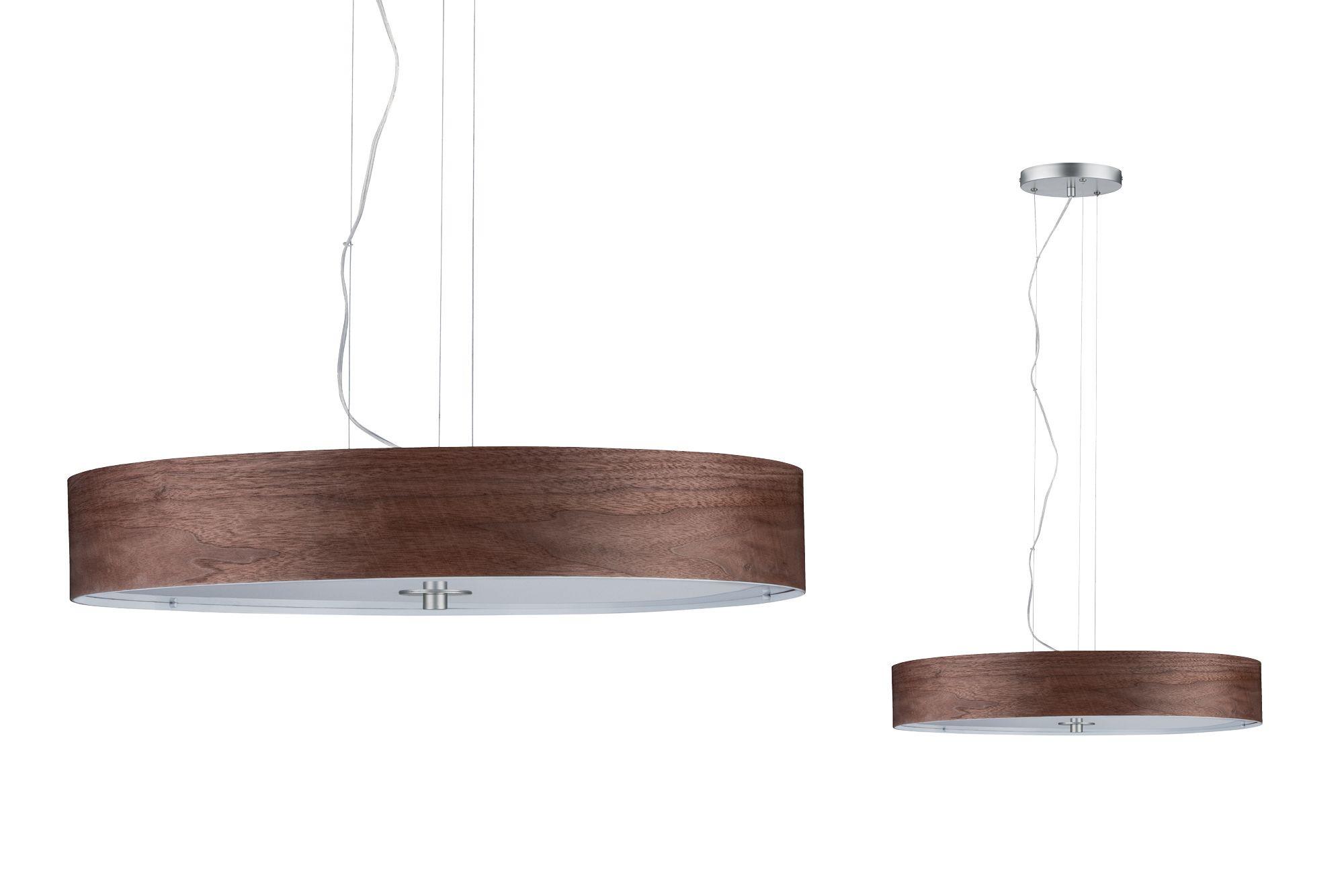 Liska lampada a sospensione neordic liska tre luci finiture