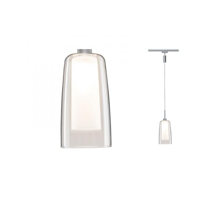 Medialux lampade illuminazione a prezzi ribassati urail lampade a sospensione per binario for Binario paulmann