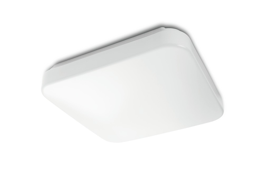 Plafoniera Quadrata Philips : Mauve plafoniera bianco in sintetico quadrata k xled