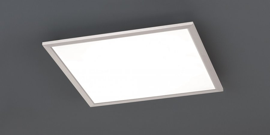 Plafoniere A Led Quadrata : Phoenix plafoniera led incasso quadrata dimmerabile
