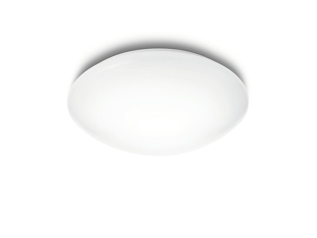 Plafoniera Per Esterno Philips : Suede plafoniera bianco caldo k in sintetico xled integrato