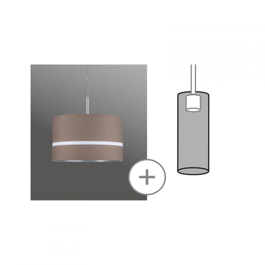 Sistema binario elettrificato urail 230 v sospensione for Binario paulmann