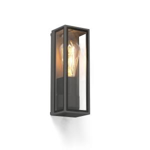 SLV 229611 Theos 101 e27 LAMPADA DA PARETE RETTANGOLARE BIANCO MAX 24w