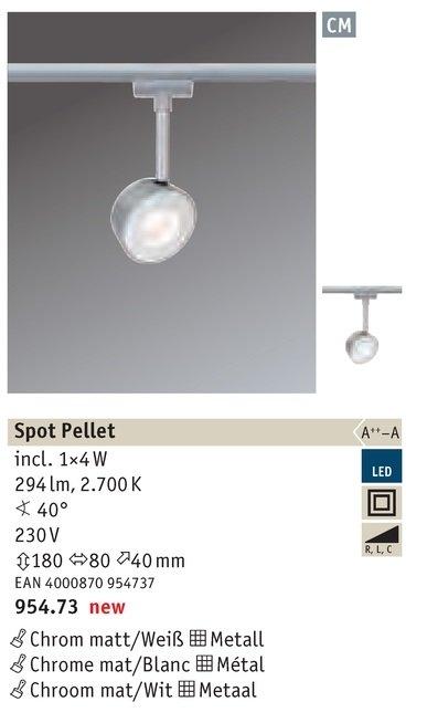 Medialux lampade illuminazione a prezzi ribassati urail faretti per binari for Binario paulmann